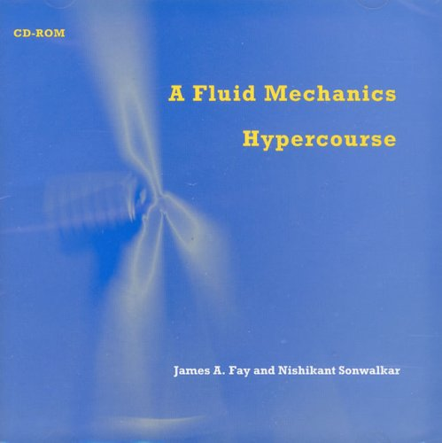 Fluid Mechanics Hypercourse CD cover